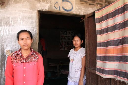 condizione delle donne nel mondo: Cambogia
