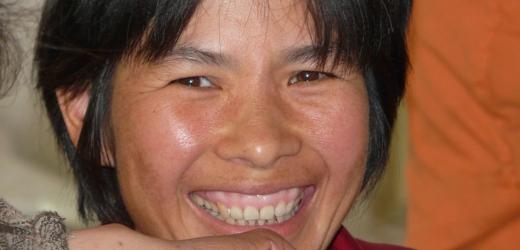 storie di adozione a distanza: Nong