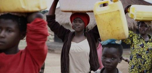 perché in Africa non c'è acqua