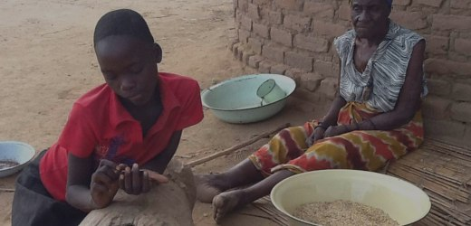 Paesi che soffrono la fame