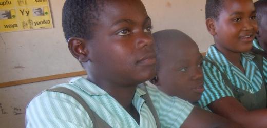 storie di adozione a distanza: Tanyaradwa