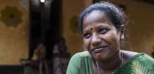 storie di adozione a distanza: Susheela