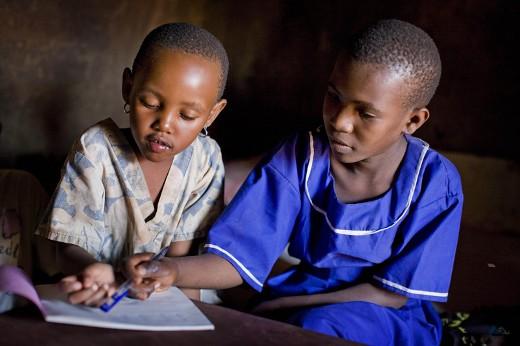 diritti negati ai bambini: istruzione