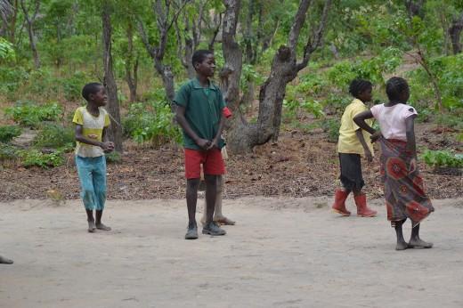 Adottare un bambino africano
