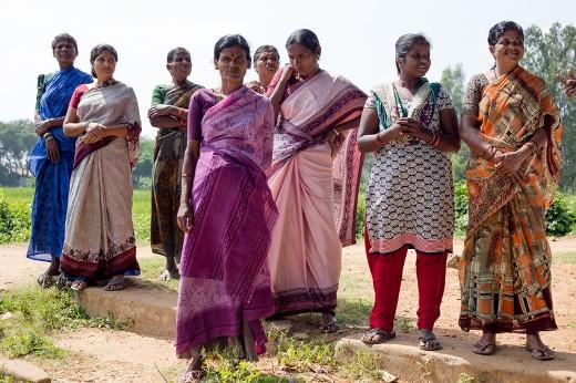 condizione delle donne nel mondo: India