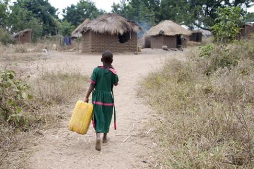 Paesi che non hanno acqua potabile: ancora una volta, nel sud del