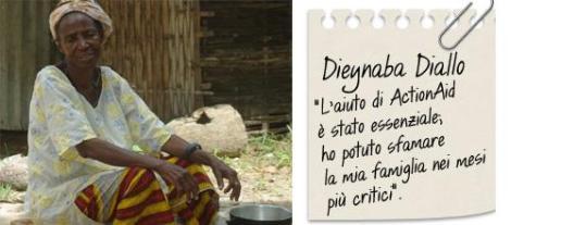storie di adozioni a distanza: Dieynaba