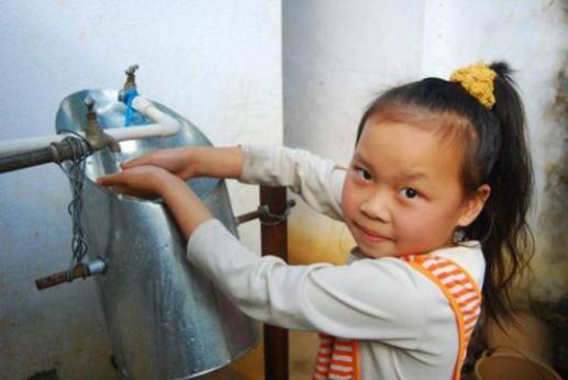 adottare una bambina cinese