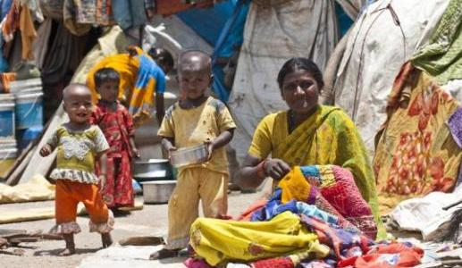 adottare un bambino indiano