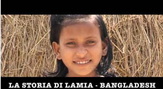 storie di adozione a distanza: Lamia