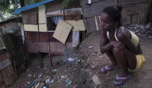 vita nelle favelas