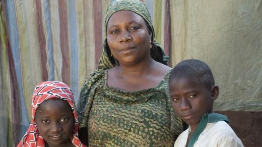 storie di adozione a distanza: Rukaya