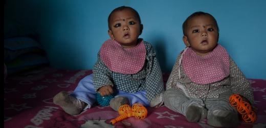 storie di adozione a distanza: Ujwal e Prajwal