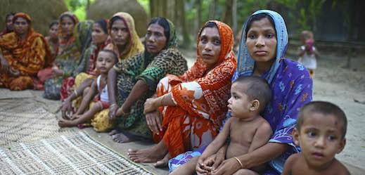 Reflect circle at Fathapur, Shahrasti, Chandpur, Bangladesh