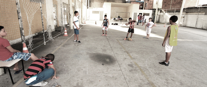calciatori famosi favelas