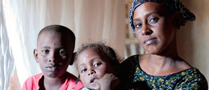 storie di adozione a distanza: Asna Hamo
