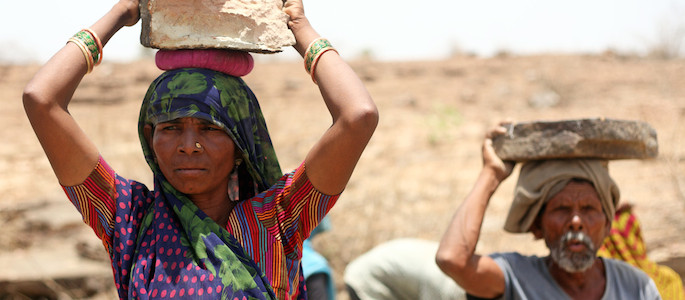 bonded labor India