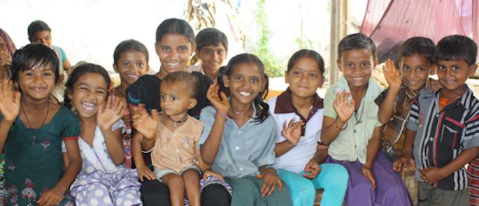 storie di adozione a distanza: Laxmi Banoth