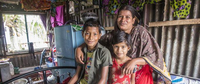 storie di adozione a distanza: Shilpy