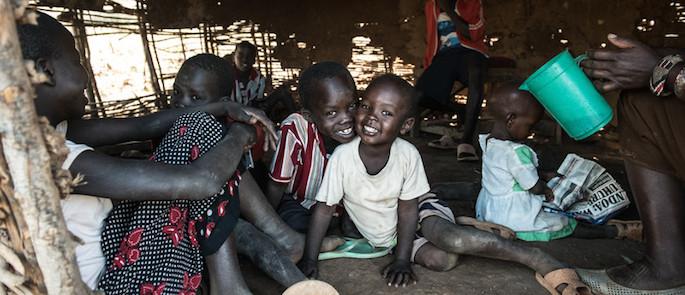 bambini che hanno bisogno di aiuto