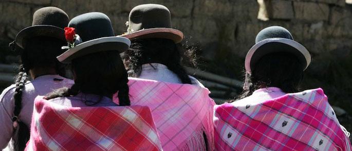 povertà in Bolivia