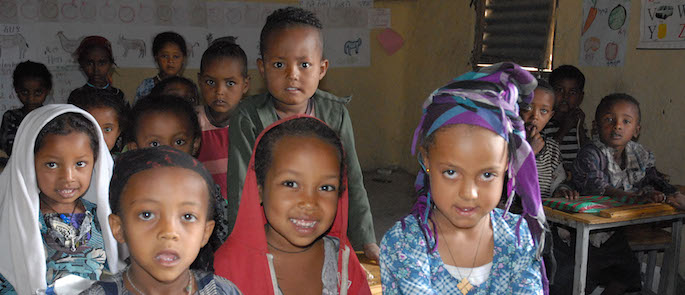 povertà in Etiopia