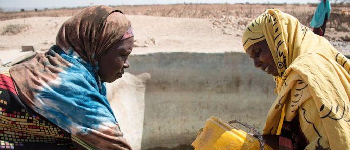 siccità e violenza sulle donne