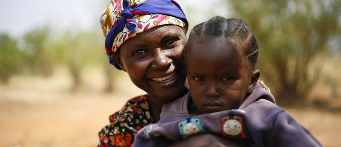 storie di adozione a distanza: Eishia