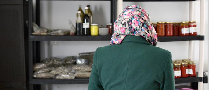 storie dalla Palestina: Kholoud