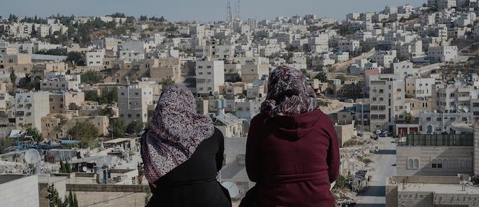occupazione militare in Palestina