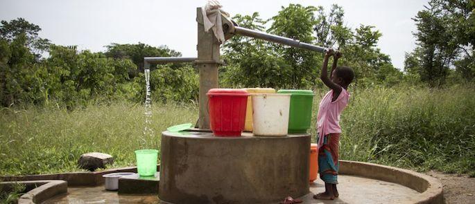 diritto all'acqua potabile