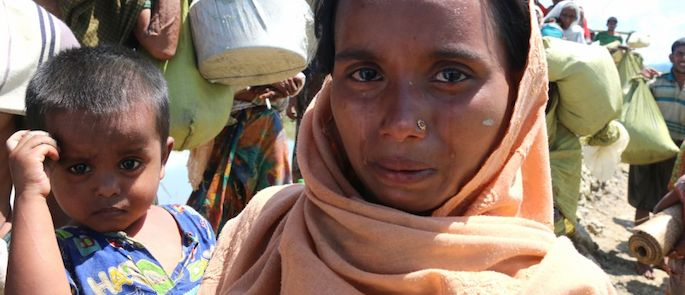 Rohingya come aiutare