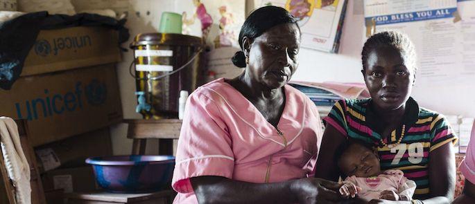 storie di adozione a distanza: Iye Mammy