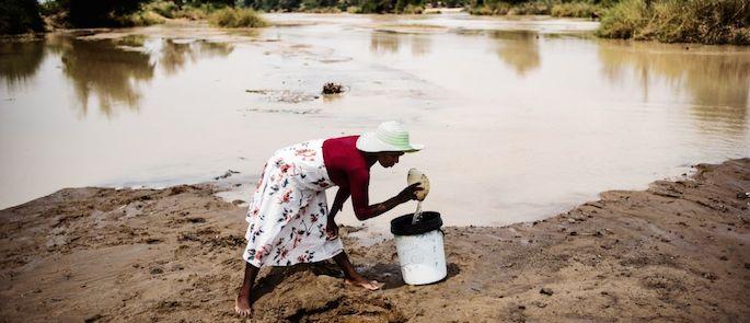 malattie per la mancanza di acqua