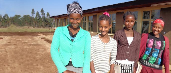 storie di adozione a distanza: Marta