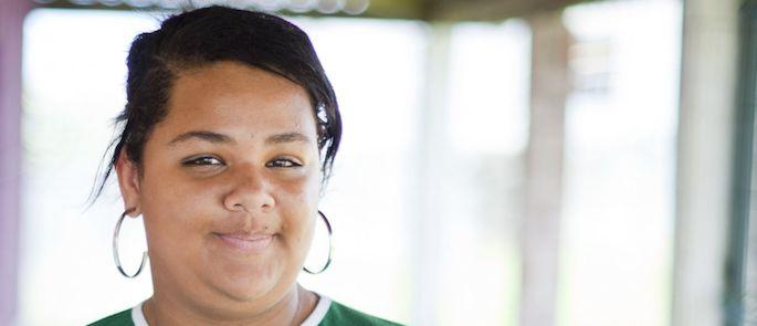 storie di adozione a distanza: Carla