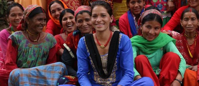 storie di adozione a distanza: Meera