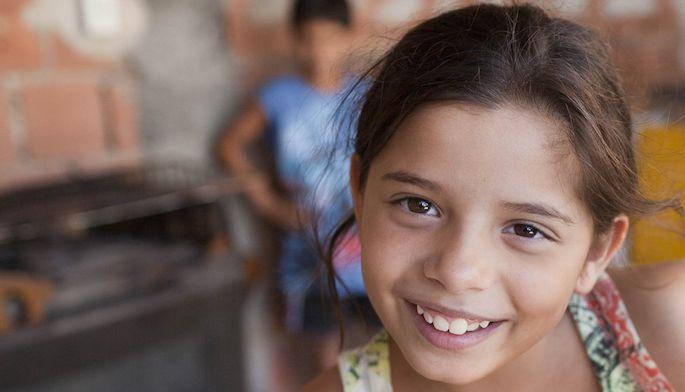 storie di adozione a distanza: Samira