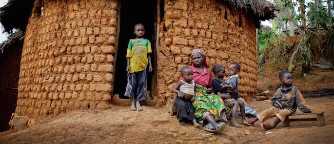 condizione delle donne in Congo
