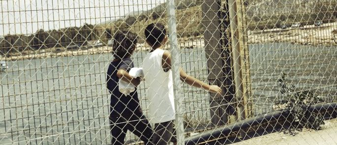bambini prigionieri