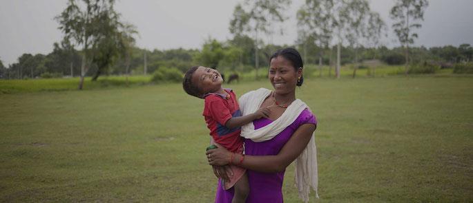 storie di adozione a distanza: Sujeeta