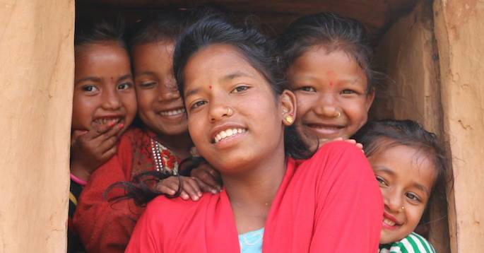 storie di adozione a distanza: Dhara
