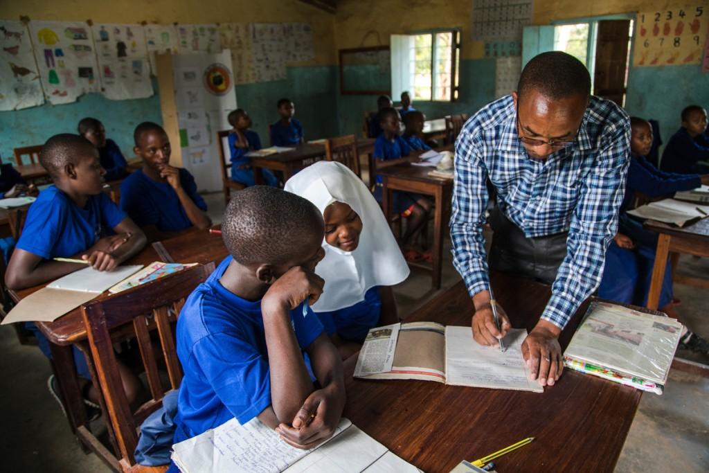 Analfabetismo nei paesi poveri