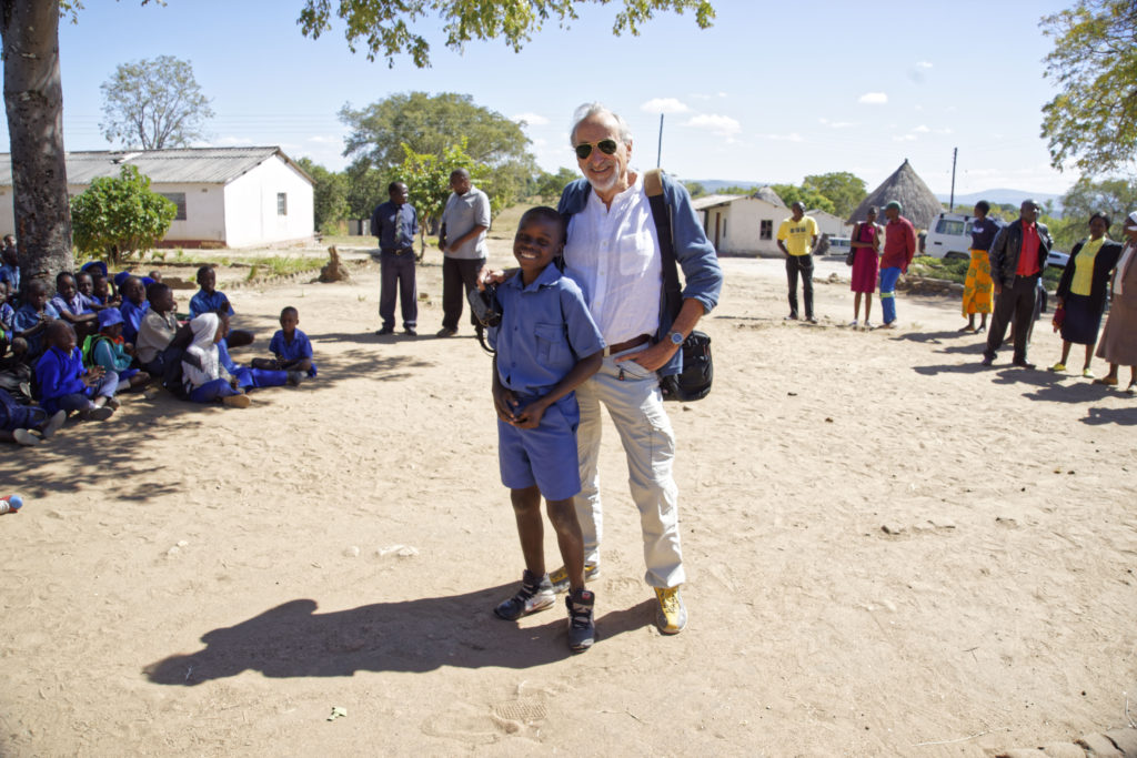 testimonianza adozione a distanza zimbabwe