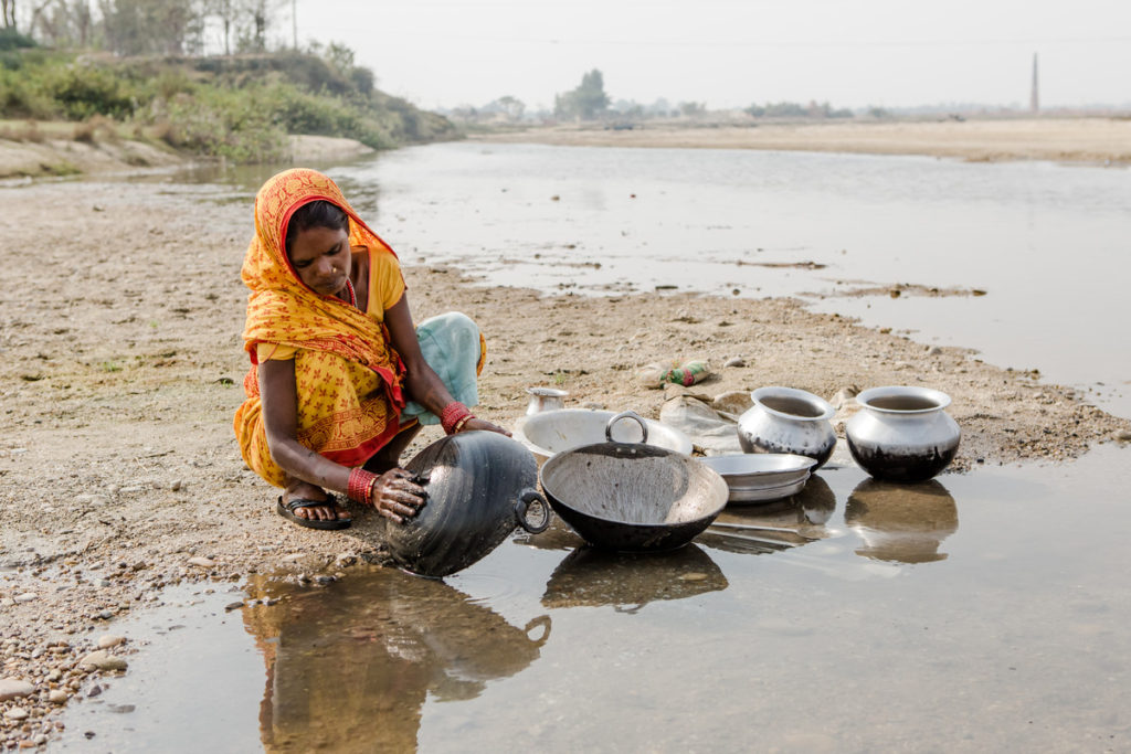 acqua potabile sicura