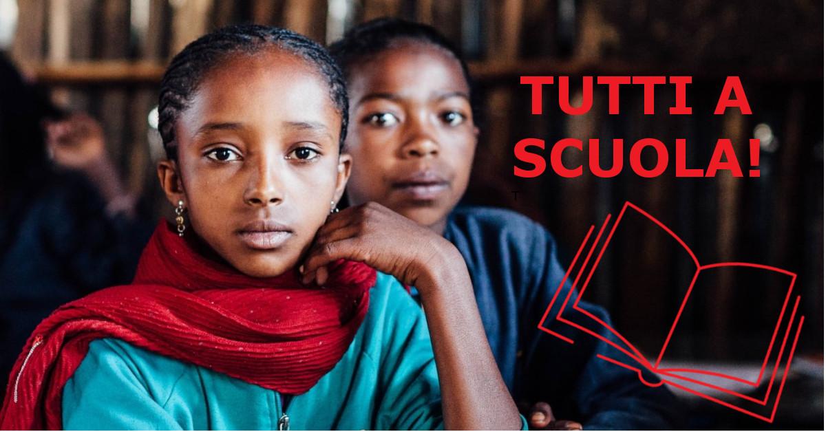 mondadori actionaid istruzione etiopia