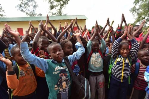 scuola marracuene mozambico