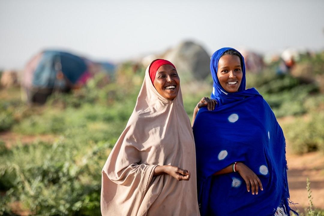 giornata mondiale del rifugiato: la storia di Hibaq e Nimco